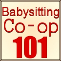 Babysitting Co-op 101